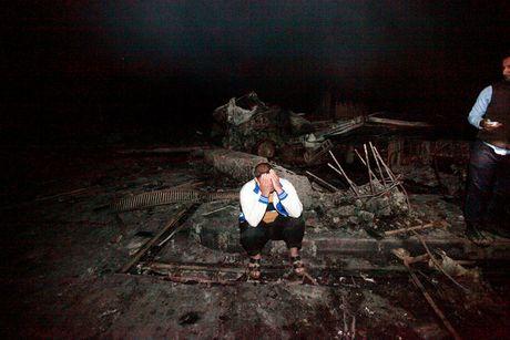 IS danh bom lieu chet o Iraq, 100 nguoi thiet mang - Anh 8