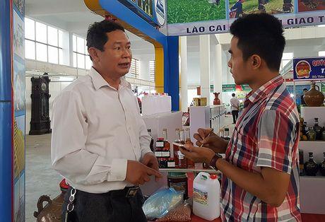 Ban To chuc ly giai ve 'goc khuat' tai Hoi cho Nong nghiep Tay Bac 2016 - Anh 3