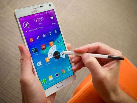 Galaxy Note 4 bi trieu hoi nham vi cai phan mem cua Note 7 - Anh 1