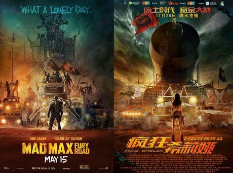 'Max dien' bi Trung Quoc dao nhai trang tron - Anh 1