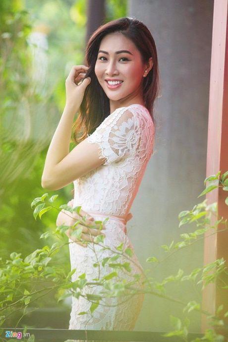 Dieu Ngoc chinh thuc sang My thi Miss World 2016 - Anh 3