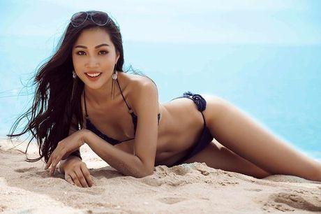 Dieu Ngoc chinh thuc sang My thi Miss World 2016 - Anh 7