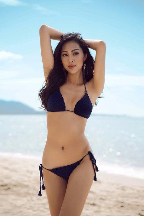 Dieu Ngoc chinh thuc sang My thi Miss World 2016 - Anh 8