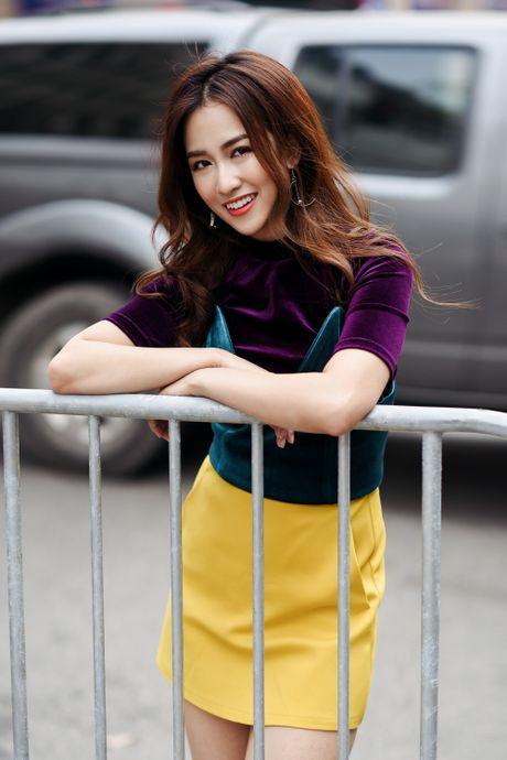 Trang Moon duoc de cu DJ xuat sac tai Han Quoc - Anh 2