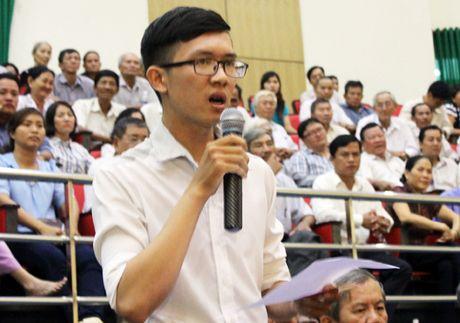 Nguoi than phien voi ong Dinh La Thang lan dau nhan luong - Anh 1