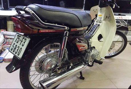Anh Honda Dream II hang hiem 140 trieu chua ban o Sai Gon - Anh 1