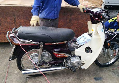 Anh Honda Dream II hang hiem 140 trieu chua ban o Sai Gon - Anh 2
