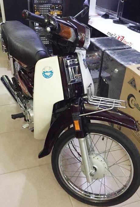 Anh Honda Dream II hang hiem 140 trieu chua ban o Sai Gon - Anh 3