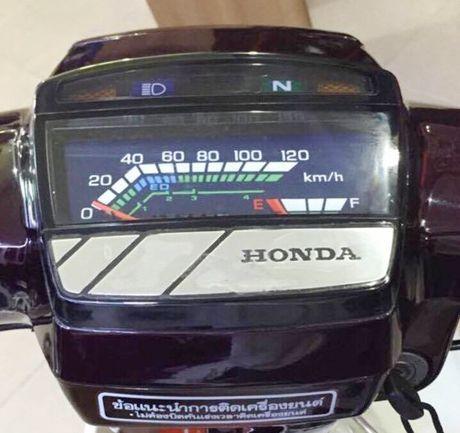Anh Honda Dream II hang hiem 140 trieu chua ban o Sai Gon - Anh 5