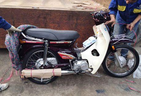 Anh Honda Dream II hang hiem 140 trieu chua ban o Sai Gon - Anh 7