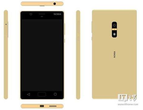 Nokia sap ra mat loat smartphone moi - Anh 1