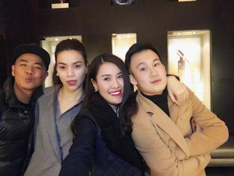Ho Ngoc Ha don sinh nhat cung dai gia kim cuong tai My? - Anh 4