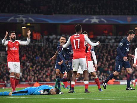 Da den luc HLV Wenger cho Ramsey du bi - Anh 2