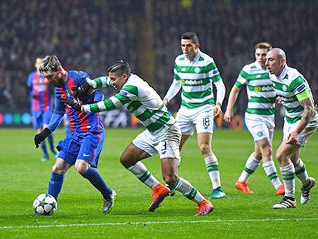 Lionel Messi tiep tuc toa sang: 'Quai vat' Loch Ness o Celtic Park - Anh 1
