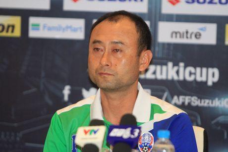 HLV Myanmar muon thang, HLV Huu Thang khen ngoi Campuchia - Anh 3