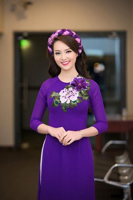 A hau Thuy Van tiet lo bi quyet de chong yeu chieu khong chan - Anh 2