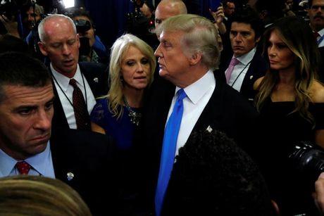 Chan dung nguoi phu nu dung sau chien thang cua ong Trump - Anh 5