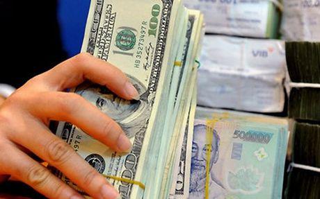 Ngan hang Nha nuoc co the ban USD de on dinh thi truong - Anh 1