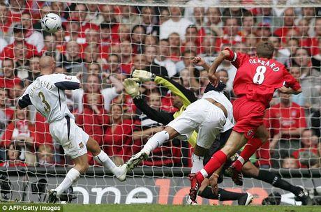 Nhin lai su nghiep lay lung cua tien ve Steven Gerrard - Anh 8