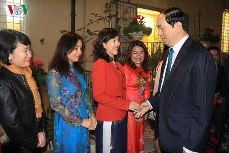 Toan canh: Chu tich nuoc tham chinh thuc Italy va Toa thanh Vatican - Anh 3