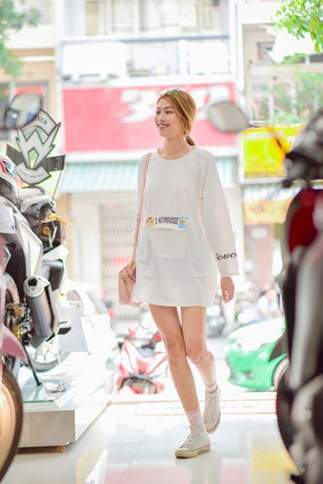 'Nam lun' Fung La va Quynh Chau nhi nhanh do dang truoc ong kinh - Anh 3