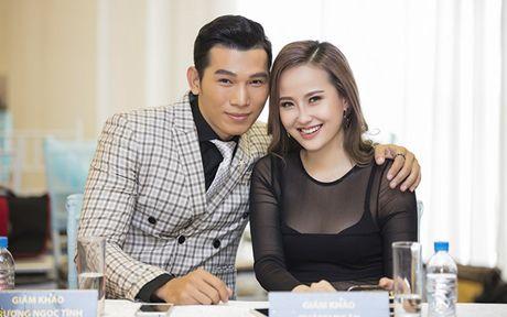 Khanh Ngan mac xuyen thau giua troi lanh ben Ngoc Tinh tai Ha Noi - Anh 11