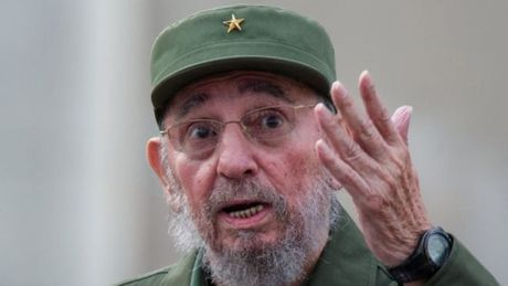 Fidel Castro: Nguoi chi huy huyen thoai va thu linh dan toc cua Cuba - Anh 1