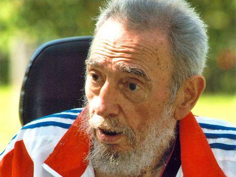 Cuoc doi lanh tu Cuba Fidel Castro qua anh - Anh 14