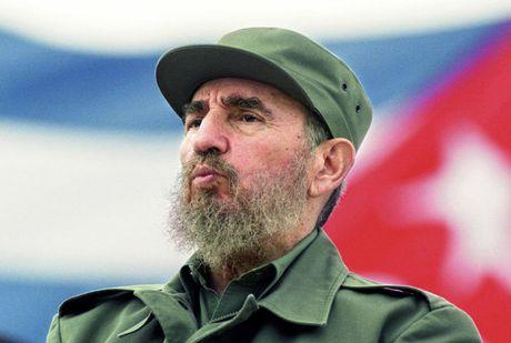 Cuoc doi lanh tu Cuba Fidel Castro qua anh - Anh 1