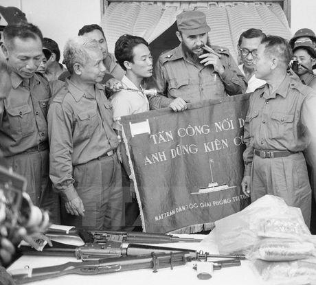 Chuyen tham lich su toi Quang Tri cua lanh tu Cuba cach day 43 nam - Anh 10