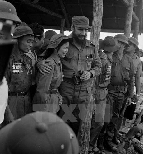 Chuyen tham lich su toi Quang Tri cua lanh tu Cuba cach day 43 nam - Anh 4