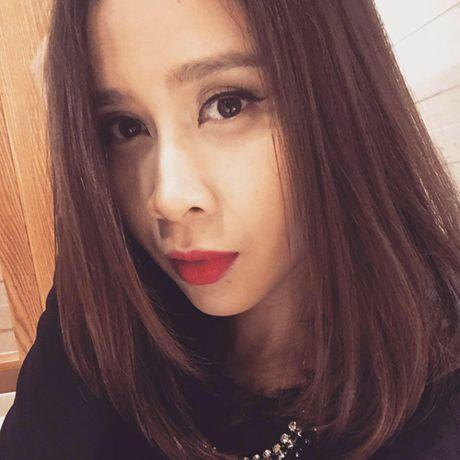 Bat ngo voi anh qua xinh cua Luu Huong Giang sau sua mui - Anh 3