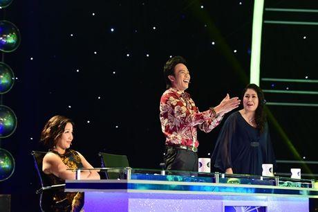 Hoai Linh cuoi ngat truoc Siu Black phien ban Vu Ha - Anh 2