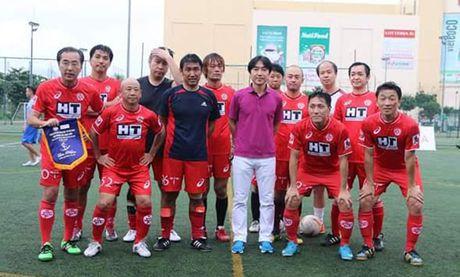 Cuu HLV truong DTVN Toshiya Miura bat ngo tro lai Viet Nam - Anh 1