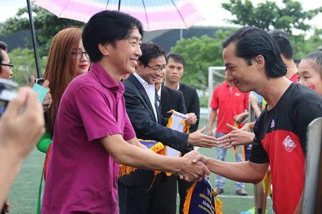 Cuu HLV truong DTVN Toshiya Miura bat ngo tro lai Viet Nam - Anh 2