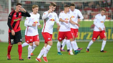 Vong 12 Bundesliga: Leipzig tiep tuc tao soc - Anh 1