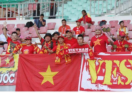 Truc tiep Viet Nam 0-0 Campuchia: Hiep mot bat dau - Anh 3