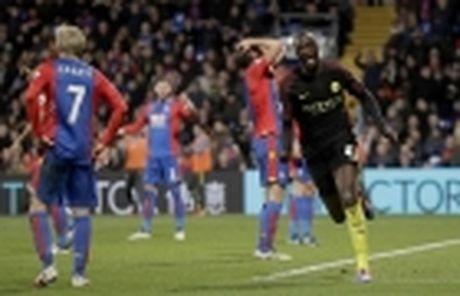 Cap nhat ti so: Burnley 0-0 Man City (Hiep 1) - Anh 4
