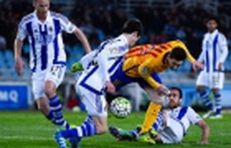 Nho Suarez, Messi se gia han voi Barca - Anh 4