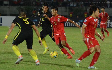 Myanmar vao ban ket sau chien thang muon truoc Malaysia - Anh 2