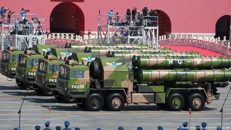 Pakistan se la nuoc dau tien mua ten lua HQ-9 Trung Quoc? - Anh 10