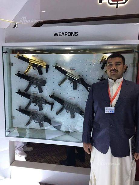 Pakistan se la nuoc dau tien mua ten lua HQ-9 Trung Quoc? - Anh 2