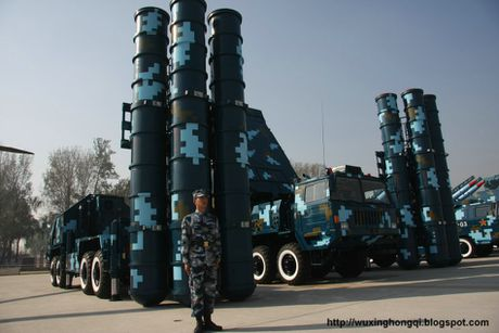 Pakistan se la nuoc dau tien mua ten lua HQ-9 Trung Quoc? - Anh 4