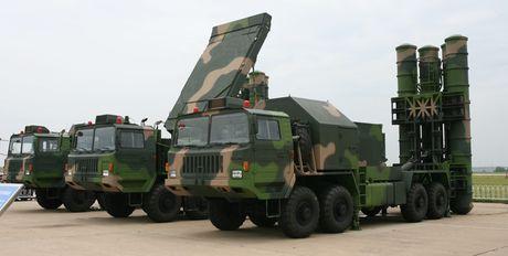 Pakistan se la nuoc dau tien mua ten lua HQ-9 Trung Quoc? - Anh 5