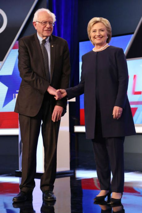 Ngam phong cach thoi trang quyen luc cua ba Hillary Clinton - Anh 12