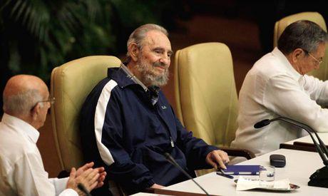 Cuoc doi vi dai cua 'huyen thoai song' Fidel Castro - Anh 10