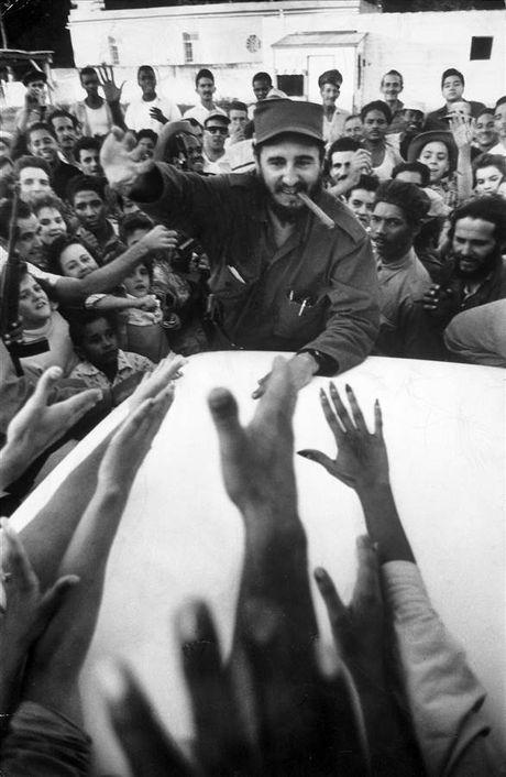 Cuoc doi vi dai cua 'huyen thoai song' Fidel Castro - Anh 4