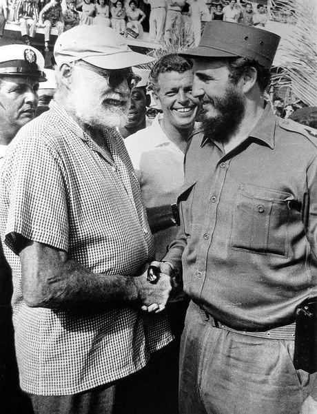 Cuoc doi vi dai cua 'huyen thoai song' Fidel Castro - Anh 5