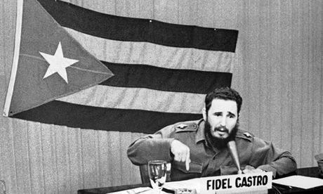 Cuoc doi vi dai cua 'huyen thoai song' Fidel Castro - Anh 7