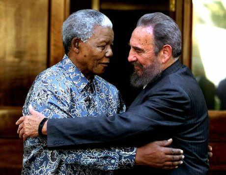 Cuoc doi vi dai cua 'huyen thoai song' Fidel Castro - Anh 9
